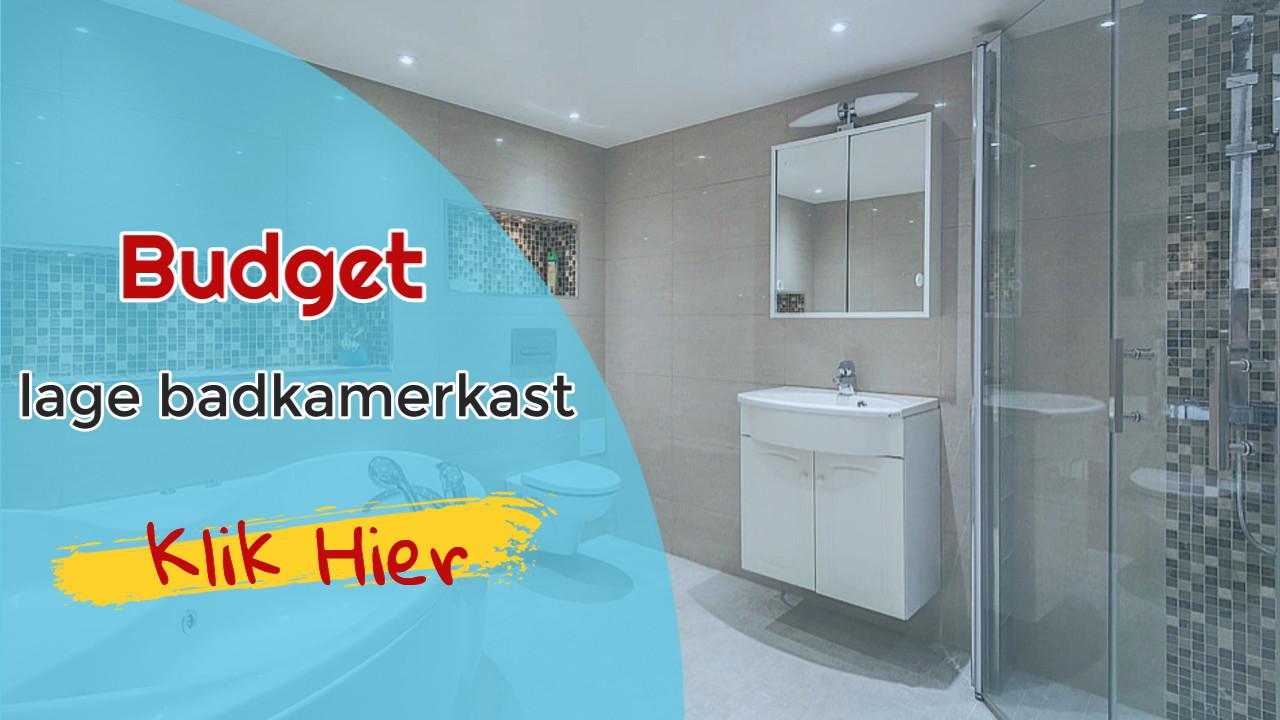 Lage Badkamerkast Kopen Cnonnl Nieuwe Badmeubels