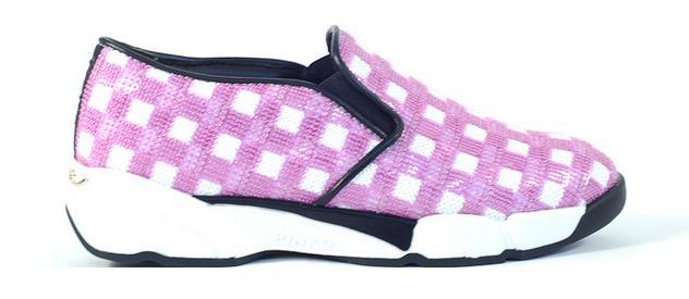 Sneakers met een goede pasvorm